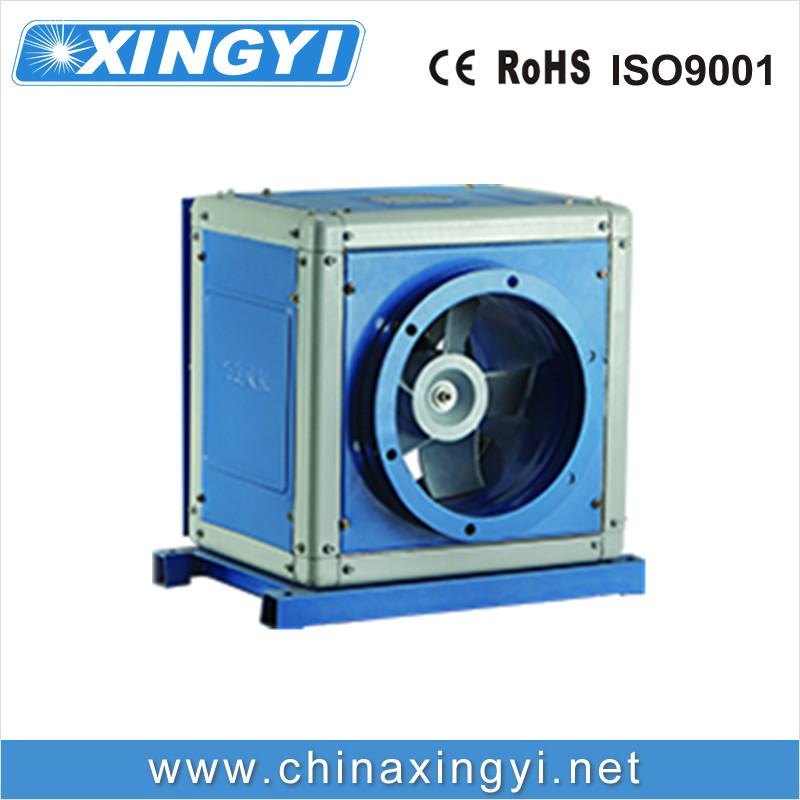 XYSFT Smoke Exhausting/ Ventilating box fan x fan axial ac fan