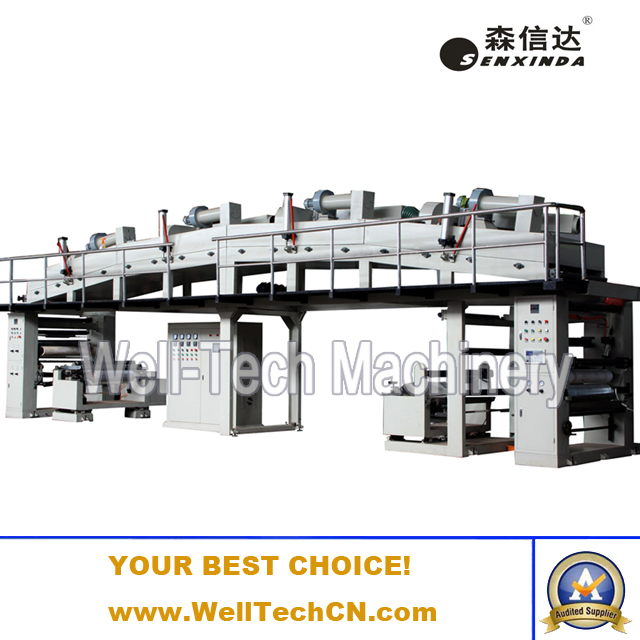 Automatic Polyimide double-sided tape coating machine