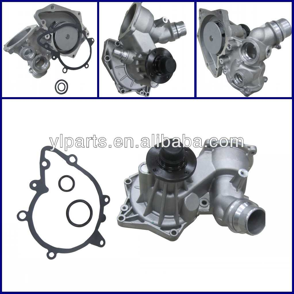 4575902 New Water Pump, top quality Land Rover aftermarket parts, Fits for Discovery 3, Range Rover 02-09, RRS05-09