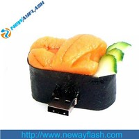 Wholesale China factory food sushi shaped usb flash drive , usb disk
