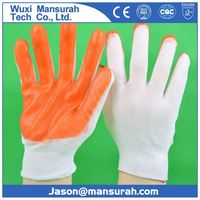 Safety Equipment/ Safety Gloves/ Latex Coated Work Gloves