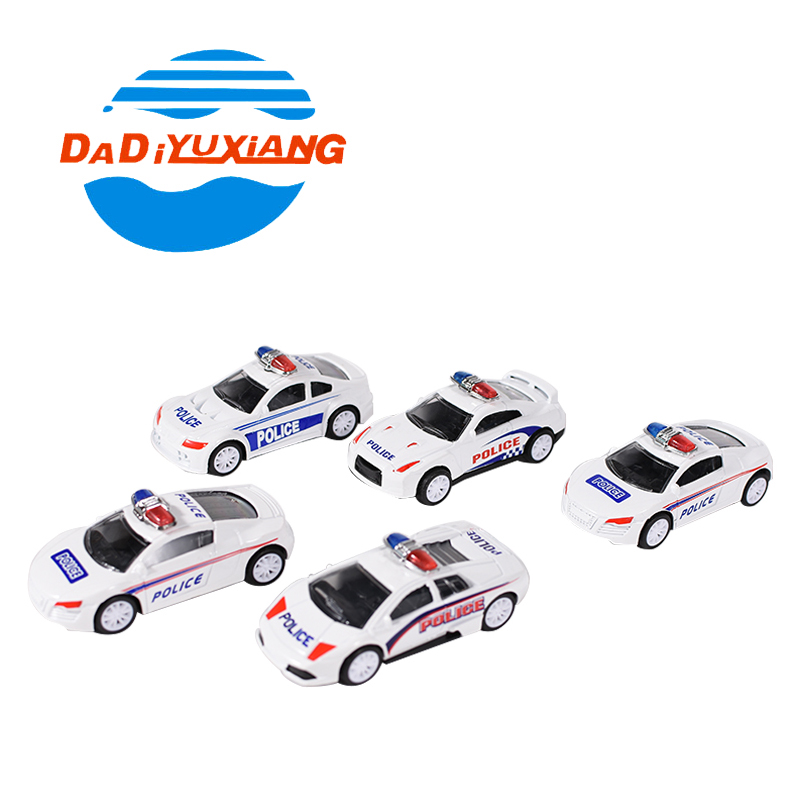 Exquisite 1:50 mini patrol wagon metal car toys with top quality
