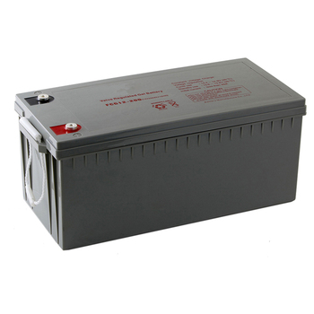 Factory Prices Top Grade 12V Gel Agm Battery Solar Battery 200ah For PV Energy Storage Use