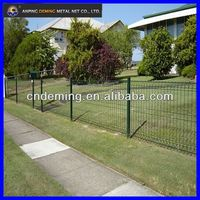 cheap wrought iron fence China supplier