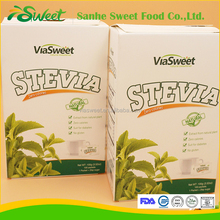 Flavoring Agents,Sweeteners Type stevia Reb-A +Maltodextrine sachets