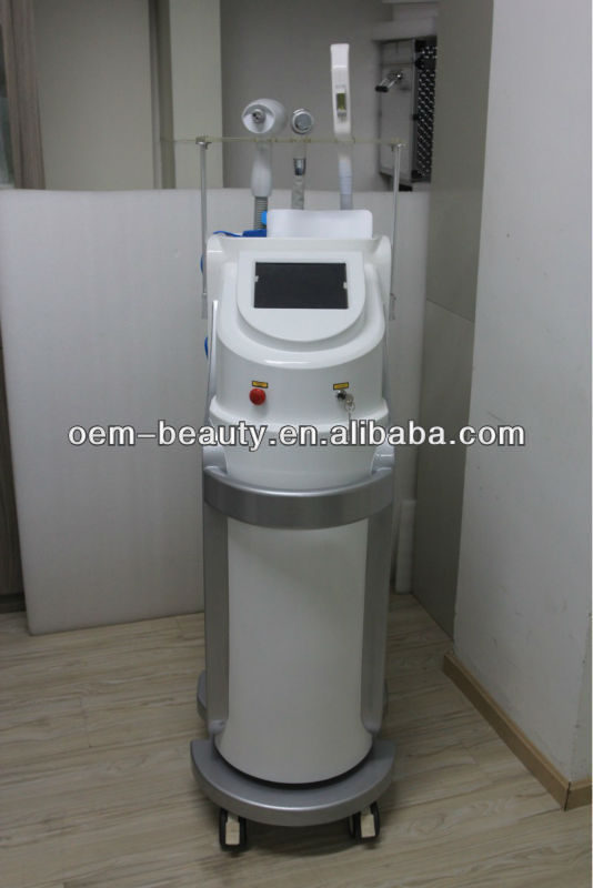 Hair removal/skin rejuvenation/tattoo removal multi function Laser machine YH III