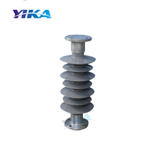 Wenzhou Yika IEC High Voltage 24KV Polymer Support Insulator For Post Type Insulator