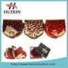 Hot in lady leather wallet china custom cute leather lady wallet