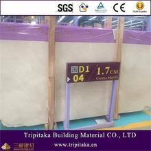 Tatuary white marble table top yiwu zebrano rock marble