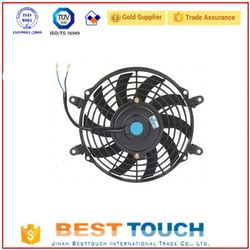 China supplier radiator automotive cooling fan shroud mitsubishi cooling fan shroud