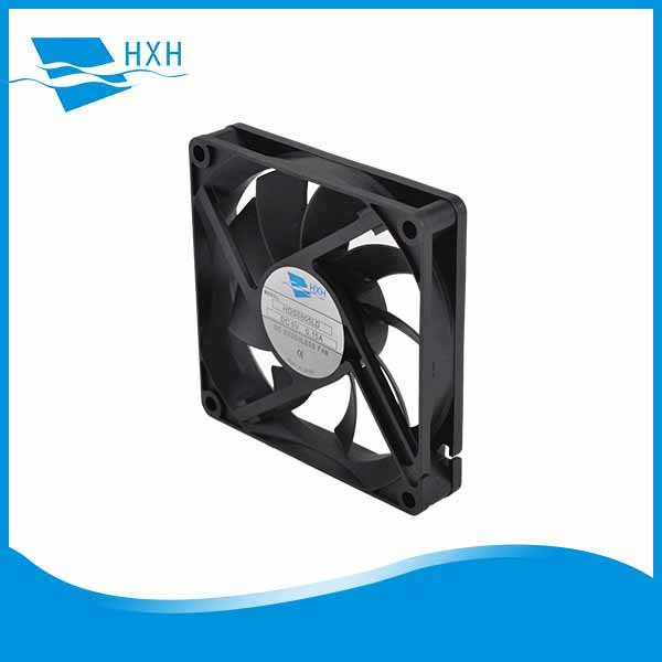 80x80x15mm foxconn dc brushless fan for wedding machine