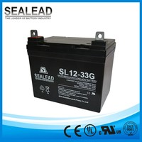 12v rechargeable battery for ups and telecommunication equipment computer power supply
