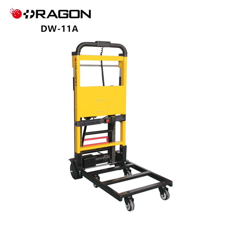 Multifunctional Electric Stair Climbing Hand Pull Trolley