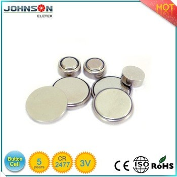 Manufacturer coin cr2032 alkaline button cell batteries