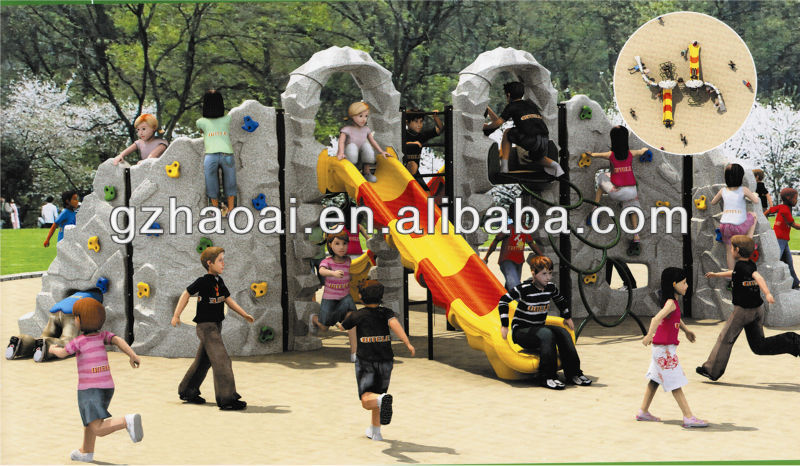 A-05201 2013 cheap and newest rock climbing wall material