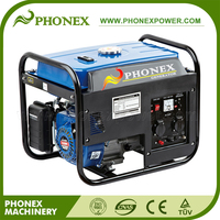 Phonex Factory Price Loncin Type Generator 2500W 2.5KVA Generator with Prices High Quality Generator Pakistan