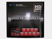 MPEG-4 Orton HD x403p set top box