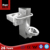 Stainless steel handicap combination toliet for disable(water tank,nozzle, delay valve)