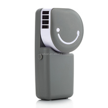 Wholesale Mini USB portable hand held air conditioner for Summer Rechargeable Mini USB Fan,Air Cooling Fan Rechargable