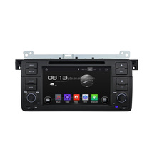 5.1 Android Car dvd for BMW 3 SERIES E46 with GPS,BT,RADIO TUNER,DVD,ATV,Optional PARROT BT