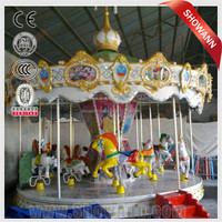 fairground swing carousel horses for sale wholesale