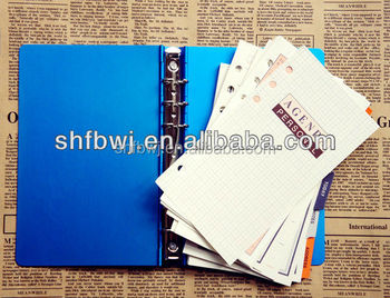 Aluminium cover notebook Aluminum clipboard file folder Custom Aluminum stationery