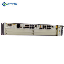 Huawei gepon olt 16 Port 1G&10G uplink gpon device AC power supply ma5608t equipment huawei ma5608t olt for GPFD 16 sfp board