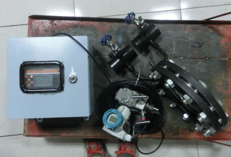 MT100PO Air Gas Steam Orifice plate flowmeter