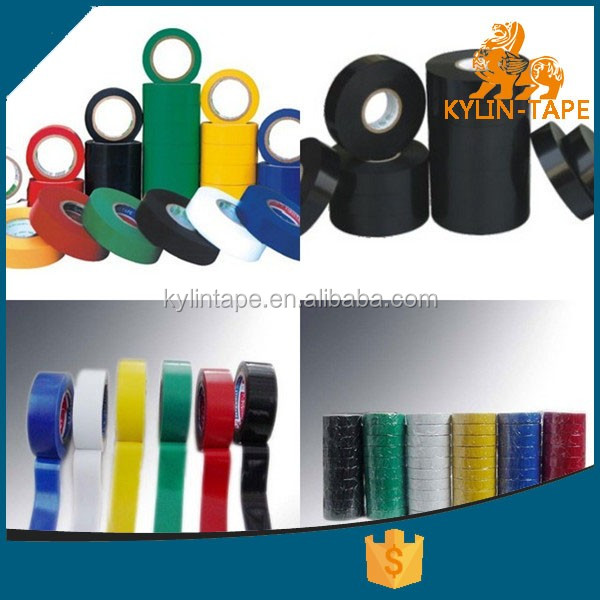 Pressure sensitive 20 meter denka vini tape pvc insulating tape