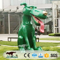 Fiberglass Dinosaur Model Animal Life Size