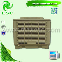 ECO friendly evaporative cooler air diffuser honeycomb cooling pad for air cooler