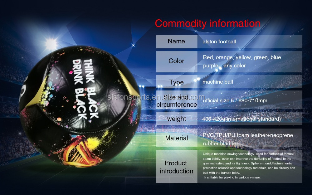Wholesale Football Soccer Ball Design Your Own Football Boots