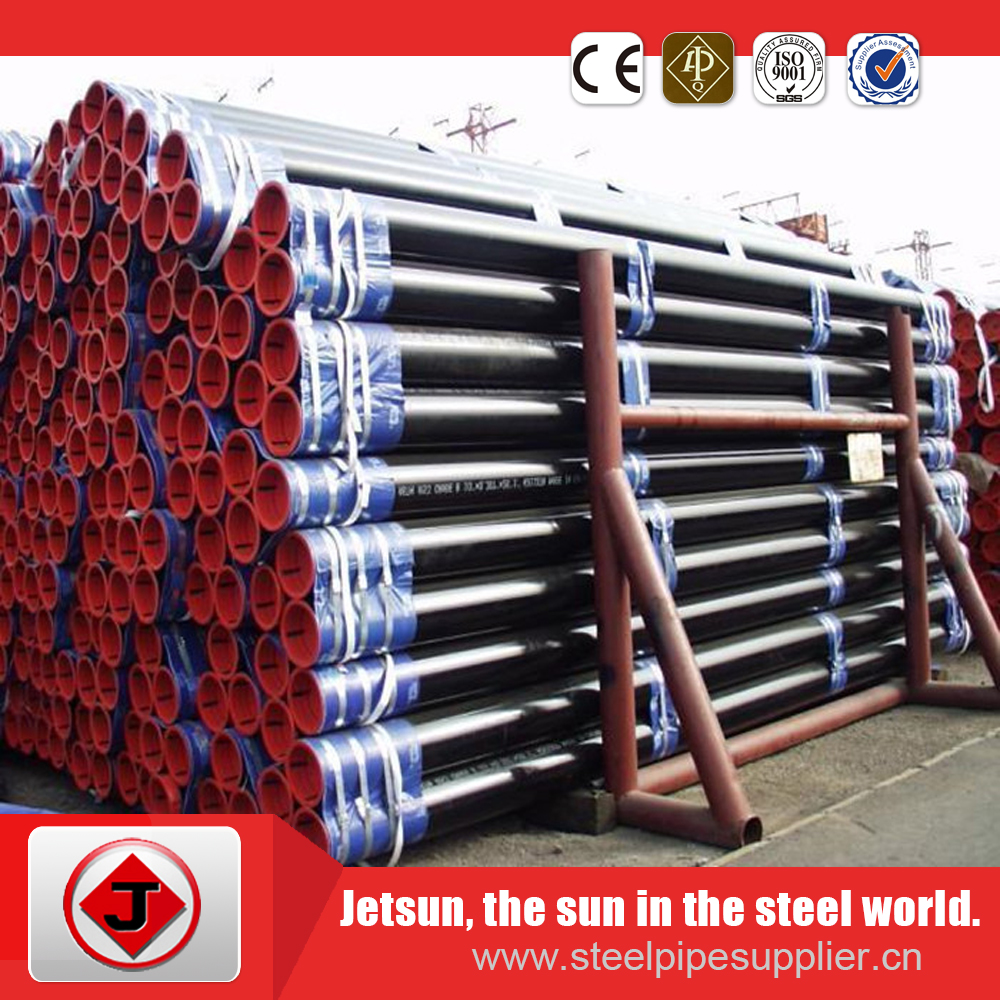 API 5CT c90 Seamless Casing Pipe, EU Steel Grade J55,N80,P110,PH-6/Petroleum Casing and Tubing