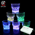 Hot Selling Products For Nightclub Bar Flashing Remote Controlled LED Whisky Glass