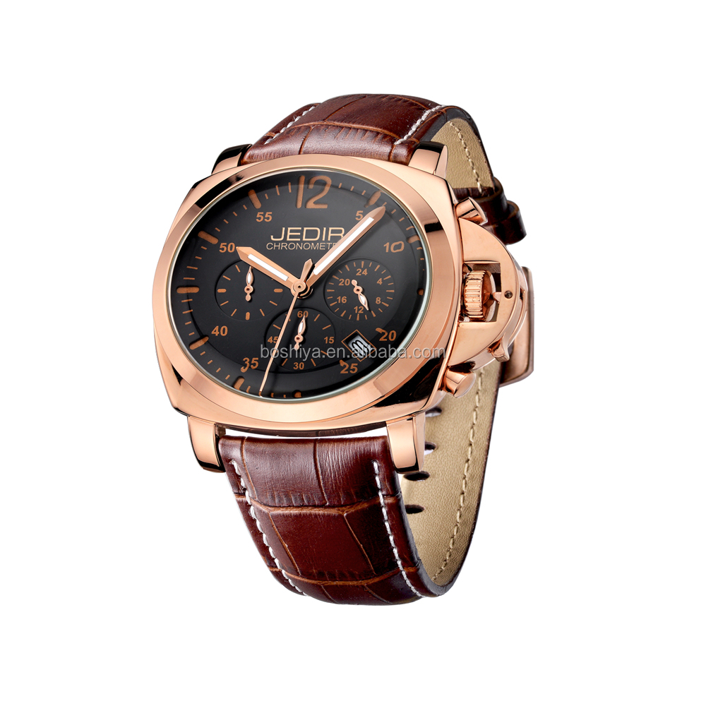 Top quality Best selling Luxury Watch Case Big Dial men watch Vogue stainless steel watch