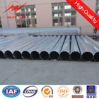 Galvanized Poles Electrical Equipment Supplies