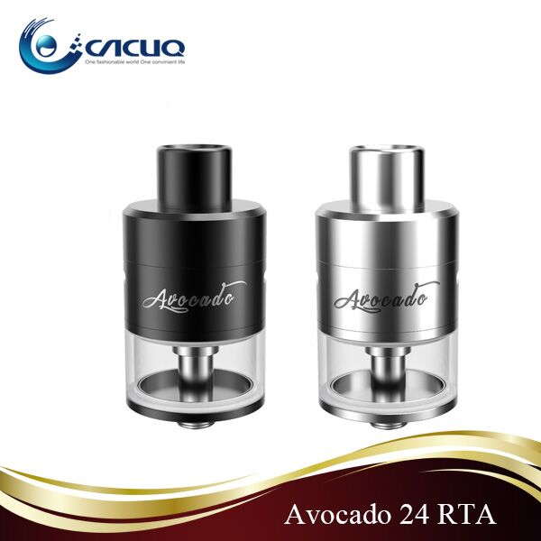 2017 High Quality Geekvape Avocado 24 RDTA 24mm Avocado