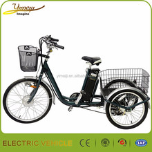 Cheap help push best adult electric tricycle CE certification