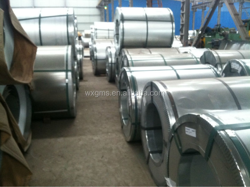 astm a653 density of galvanized steel sheet Z80-Z275