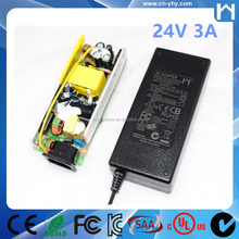 Power Supply, Transformers,LED Adapter 24V 3A 72Watt for LED Strip
