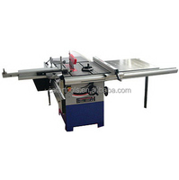 "12"" Table Saw with Sliding Table"