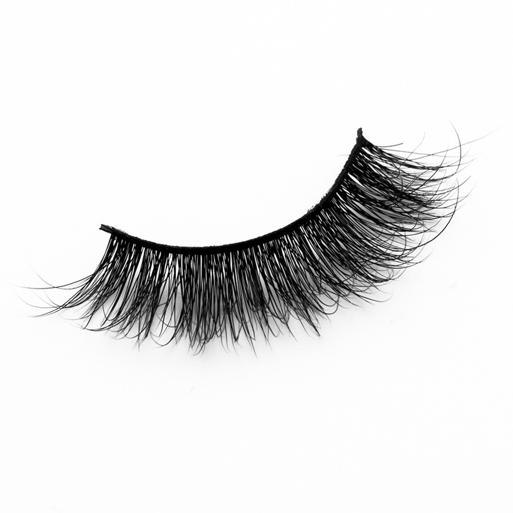Wholesale Strip Lashes Mink Eyelash Extension 3d Free False