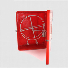 fire hydrant hose box with galvanized holder