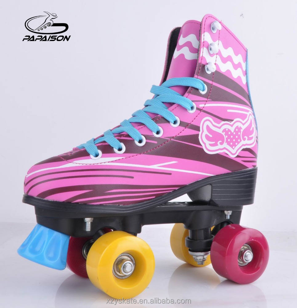 2018 New Arrival Excellent Fashionable Quad Roller Skates Wholesale