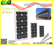 battery batteries solar battery cell mono 20w