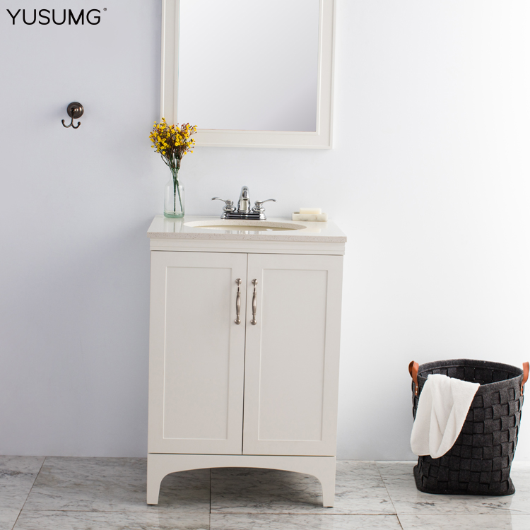 24 bathroom vanity combo