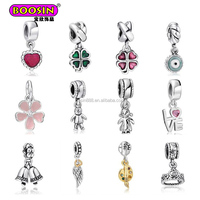 2015 new fashion custom made metal charms,alloy charms bulk wholesale for bracelets