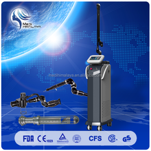 Laser wrinkle removal imported metal tube laser machine