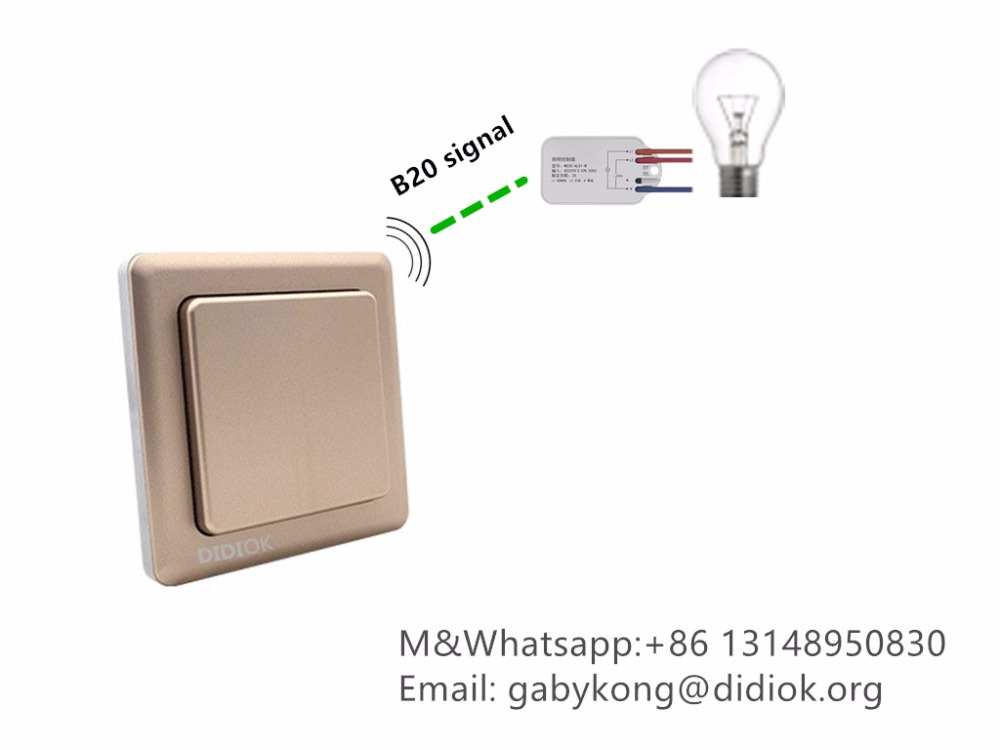 EU <strong>Switch</strong> 1Gang 2Gang 3Gang Smart Home Automation Wireless <strong>Switch</strong>