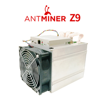 New Bitmain Antminer Z9 S9 A3 X3 mini 10k Sol/s 300W Equihash with APW3++ Preorder in june